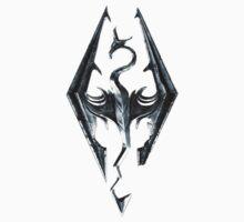 SkyrimFanshirt by eLPaxi