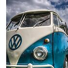 VW Camper by Mark  Swindells