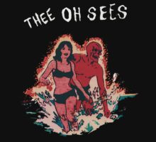 Thee Oh Sees  by PetSoundsLtd