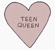 Teen Queen Heart by punkypromises