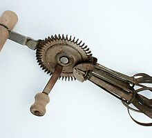 Antique Eggbeater by rhamm