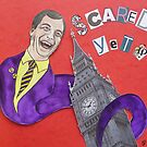 Nigel Farage by Holly Daniels