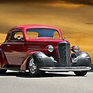 1937 Chevrolet Coupe by DaveKoontz