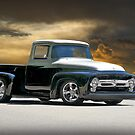 1956 Ford Custom F100 by DaveKoontz