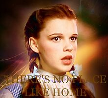 There's No Place Like Home by caitsicle