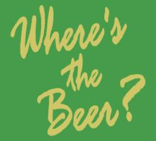 Where's the Beer by Paducah