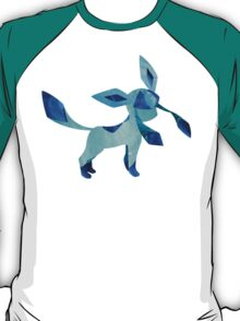 Glaceon Silhouette T-Shirt