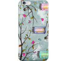 """Soul Purpose"" Mason Jar Party - Springtime iPhone Case/Skin"