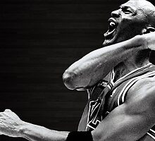 Michael Jordan Motivation Poster by dyablade