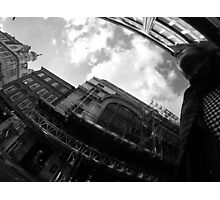 wandering the streets of London Photographic Print