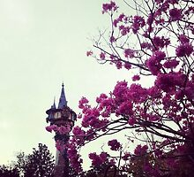 Rapunzel's Tower by KatMaria16