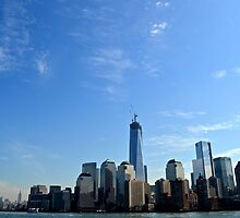 Lower Manhattan by KatMaria16