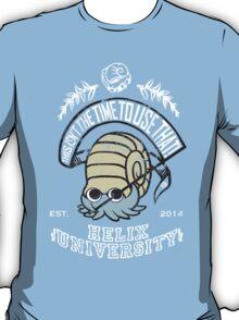 Helix Fossil University T-Shirt
