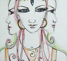 Devi by Shuddhachittam