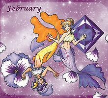 February Zodiac by Akumabaka