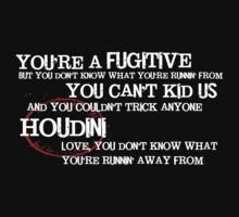 """Houdini"" - Arctic Monkeys - Old Yellow Bricks by echosingerxx"