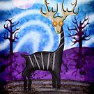 Wicked Elk by BluAlien