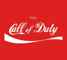 Enjoy Call od Duty by DesignDesign