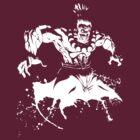 Akuma - The Demon Rage by UchimataMan