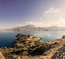 Akdamar Island by emirali kokal