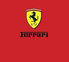 Ferrari by Richie91