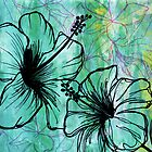 Aqua Flora by Sophia  Buddenhagen