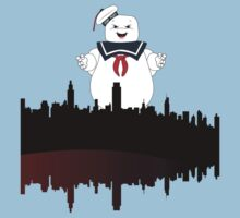 Stay Puft by icemanire