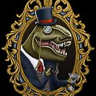 Dastardly DinoSir by GrizzlyGaz