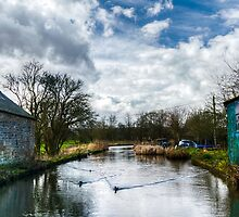 Cauldwell's Mill by elfcall
