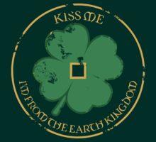 Kiss Me I'm from the Earth Kingdom by Rachael Thomas