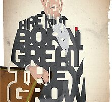 Grow Great - The Godfather by 17thandoak