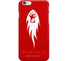 Shoryuken Minima iPhone Case/Skin