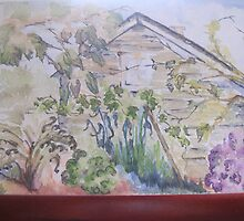 Summer Garden by kest standley