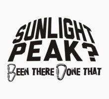 Sunlight Peak Mountain Climbing by Location Tees