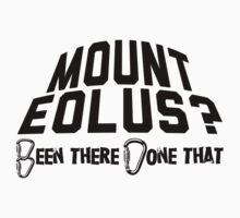 Mount Eolus Mountain Climbing by Location Tees