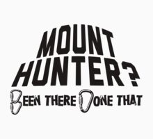 Mount Hunter Mountain Climbing by Location Tees