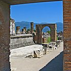 Pompeii by MikeSquires