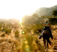 Horseback Trails (Mexico) by robinyang