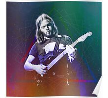 David Gilmour Art Poster