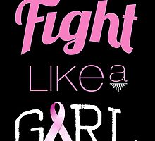 Fight Like a Girl Quote by jalipenodigital