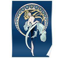 Sailor Moon Mucha poster Poster