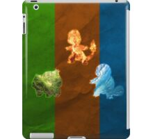 The Starter Silhouette iPad Case/Skin