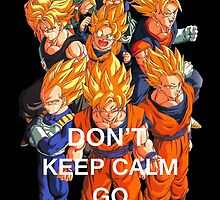 Don' t Keep Calmn, Go Super Saiyan (15) by LagrangeMulti