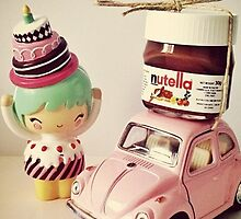 Momiji Doll - Nutella by Alpinoalves
