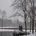 Vietnam Memorial - Washington D.C. by Matsumoto