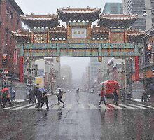 Chinatown - Washington D.C. by Matsumoto