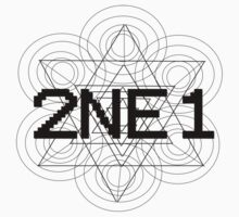 2NE1 - Black by EwwGerms