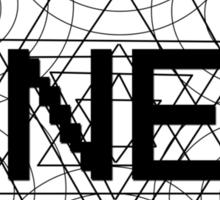 2NE1 - Black Sticker