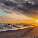 Galveston Sunset by RayDevlin