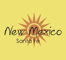 santa fe new mexico by Tia Knight